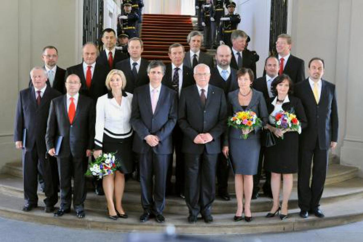 Vláda Jana Fischera