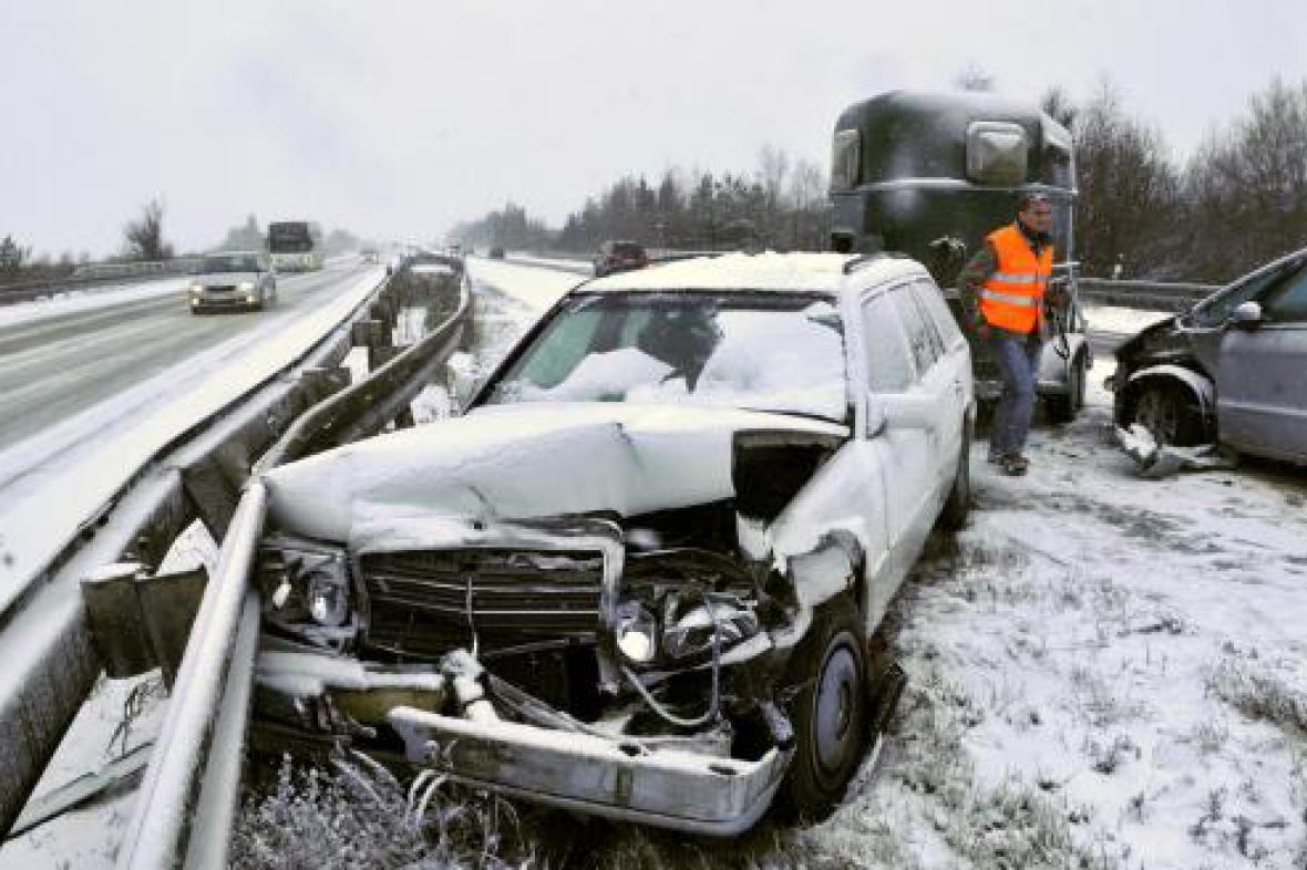 Nehoda na Vyosčině