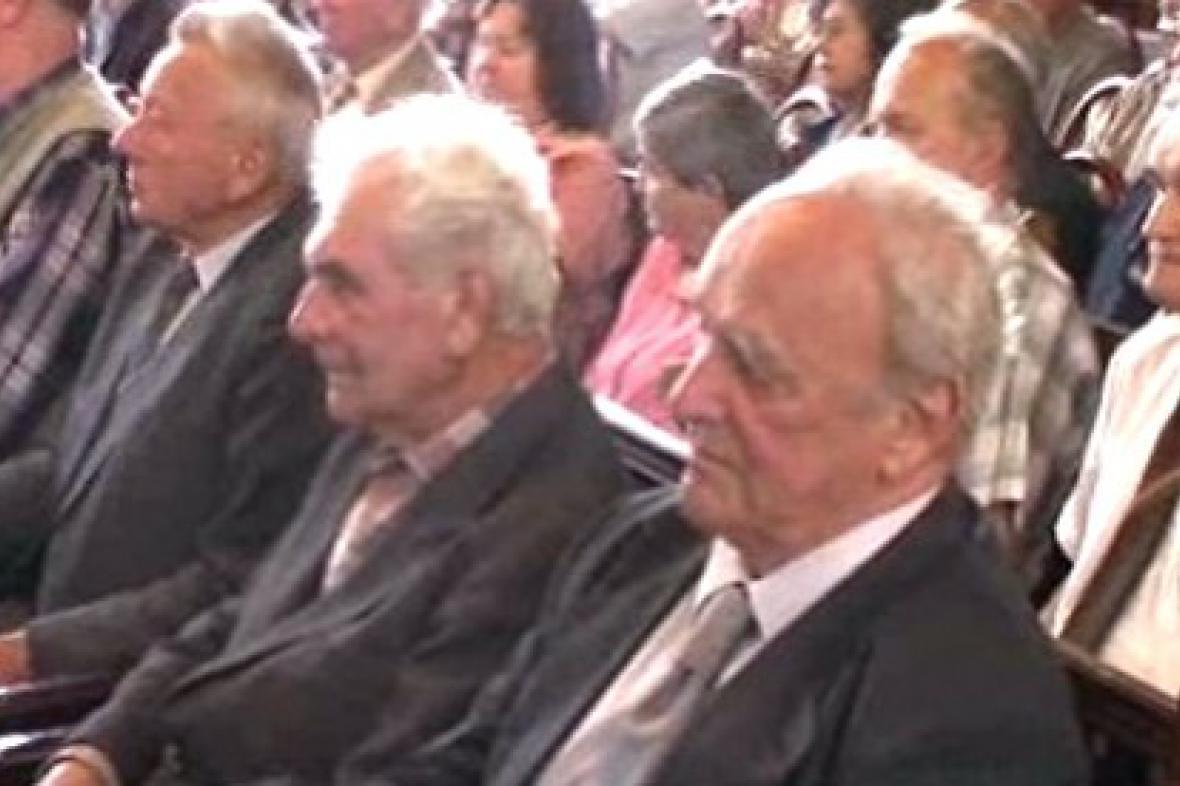 Setkání bývalých příslušníků PTP