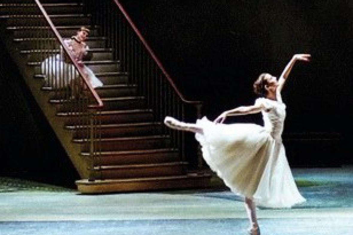 Balet pařížské Opery