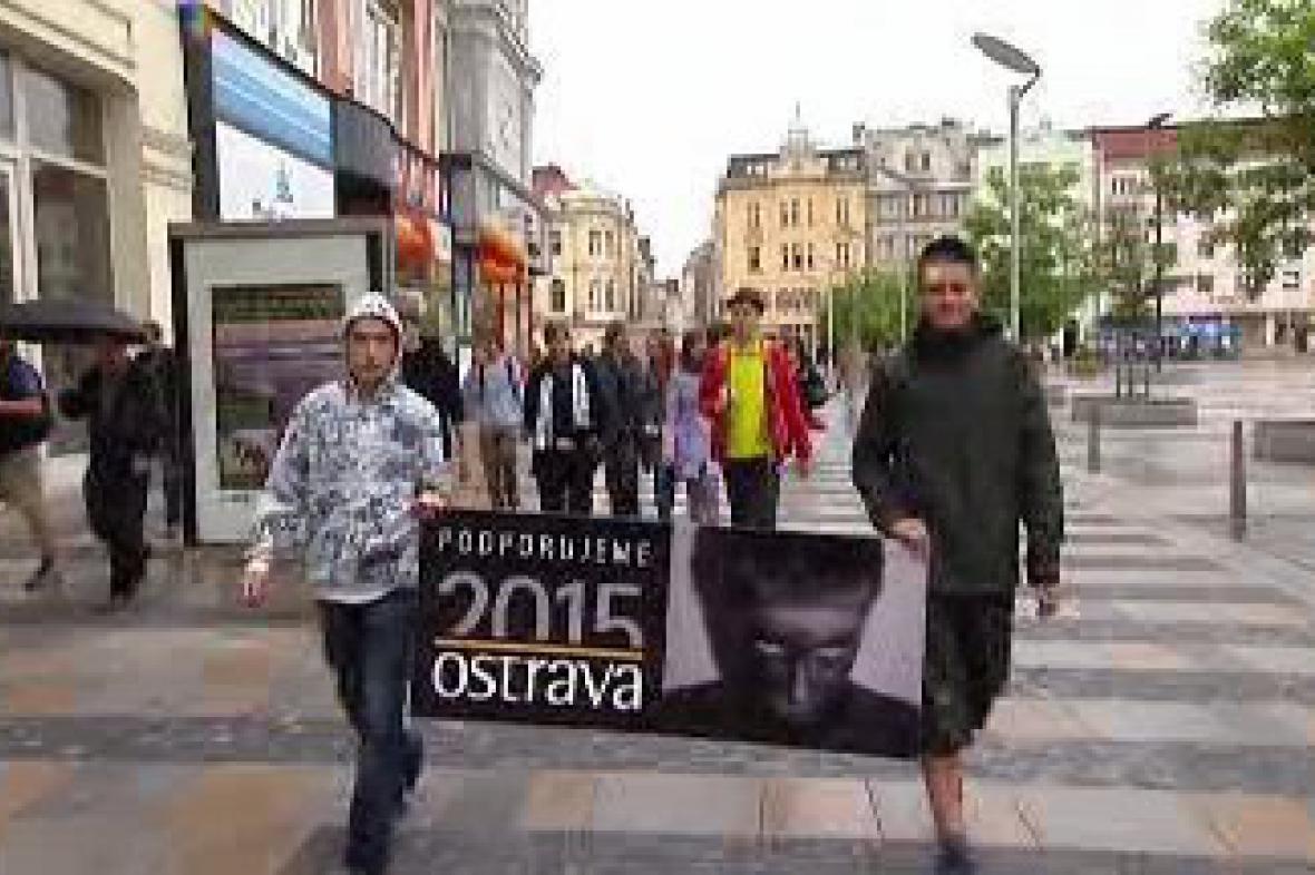 Podpora Ostravy 2015