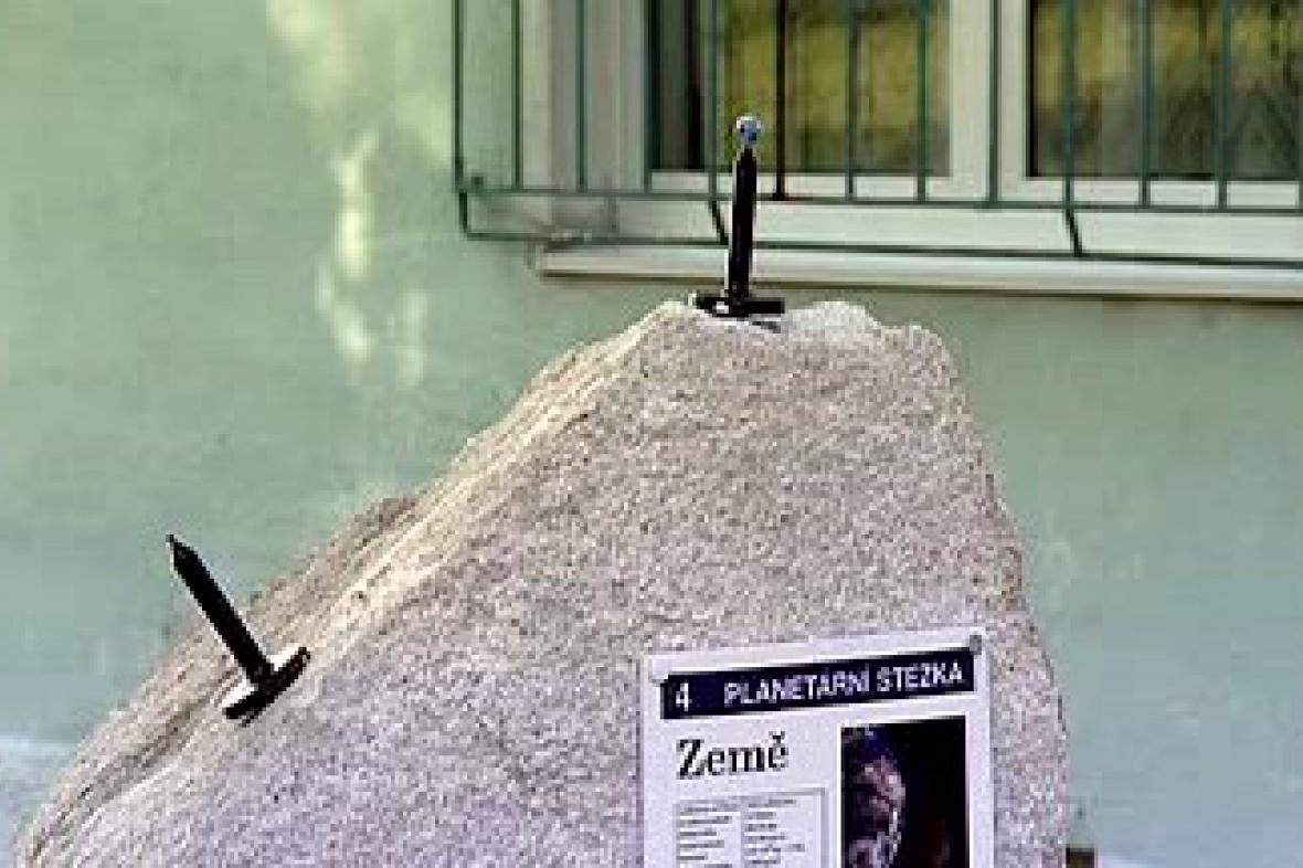 Planetární stezka - Země