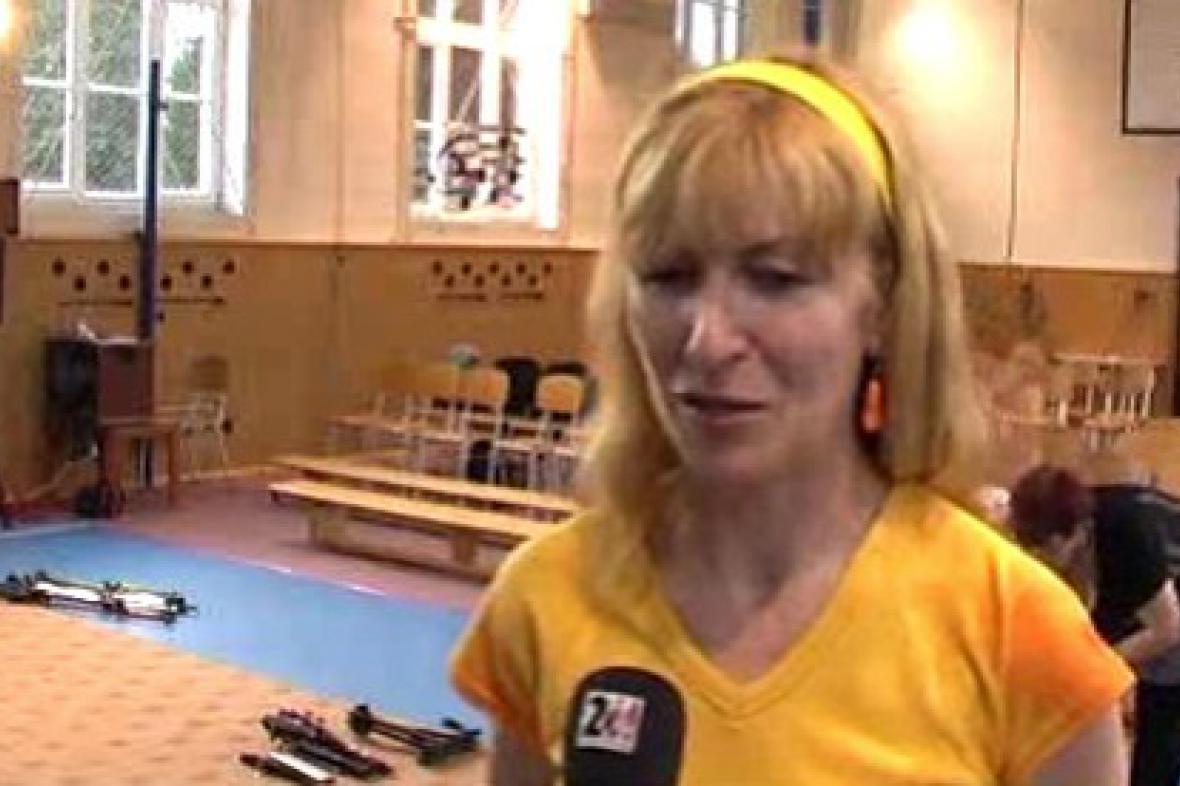 Učitelka hudby Dagmar Pavlíčková