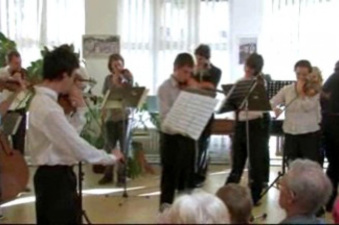 Koncert pro Vážku