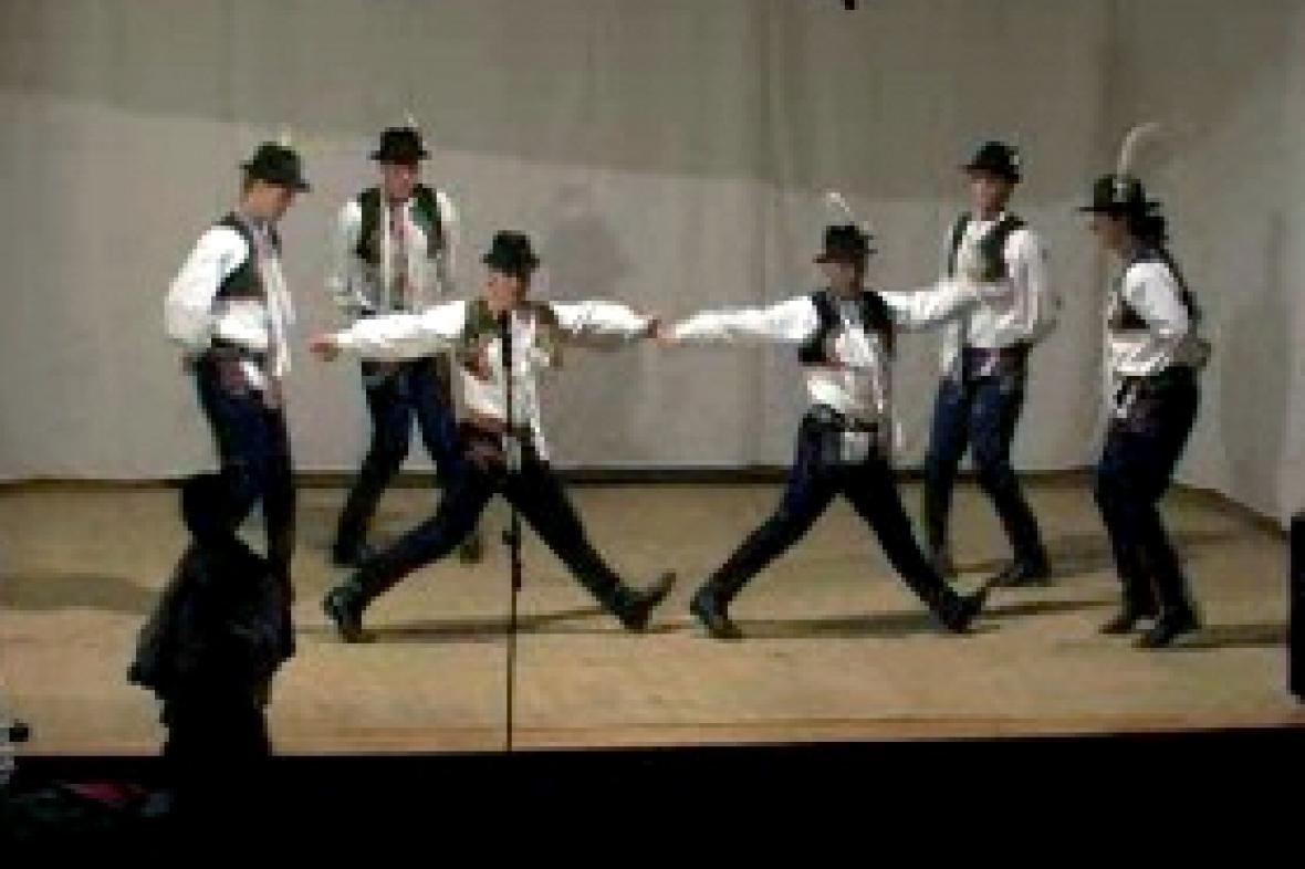 Tanec verbuňk