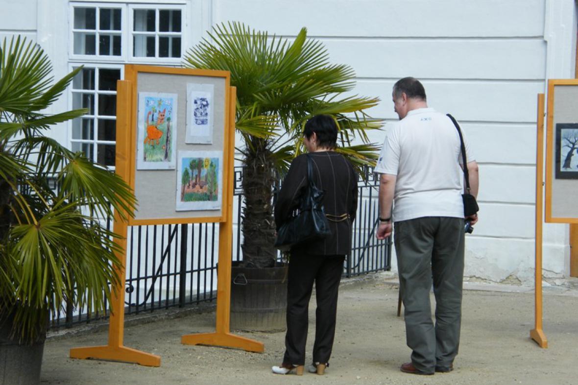 Vernisáž výstavy - Vranov nad Dyjí