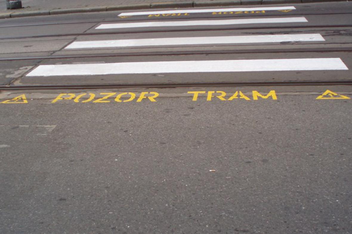 Pozor tramvaj!
