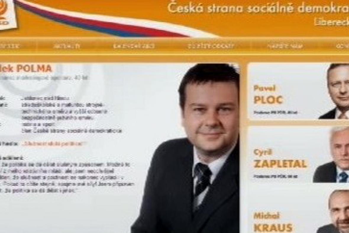 Radek Polma mezi kandidáty ČSSD