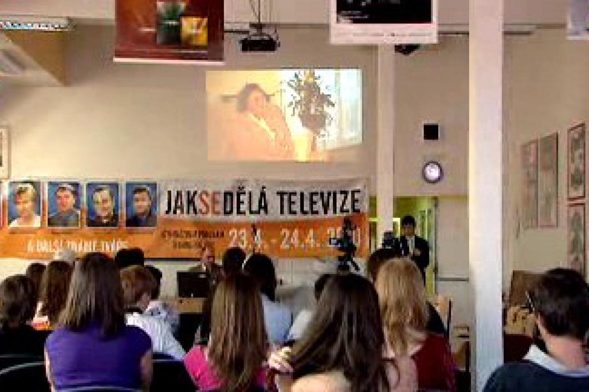 Setkání školních televizí