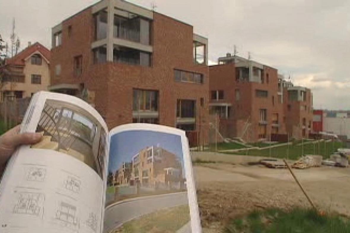 Česká architektura 2008-2009