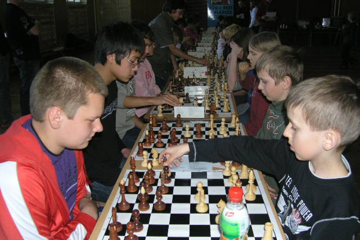 Memoriál Bohumila Nekuly v šachu žáků
