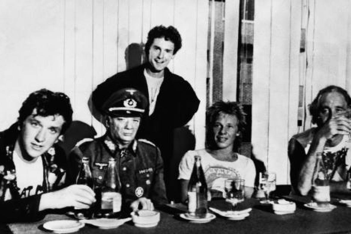 Malcolm McLaren a Sex Pistols
