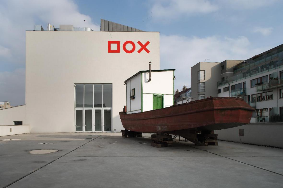 Finalisté Chalupeckého ceny 2009 v DOX