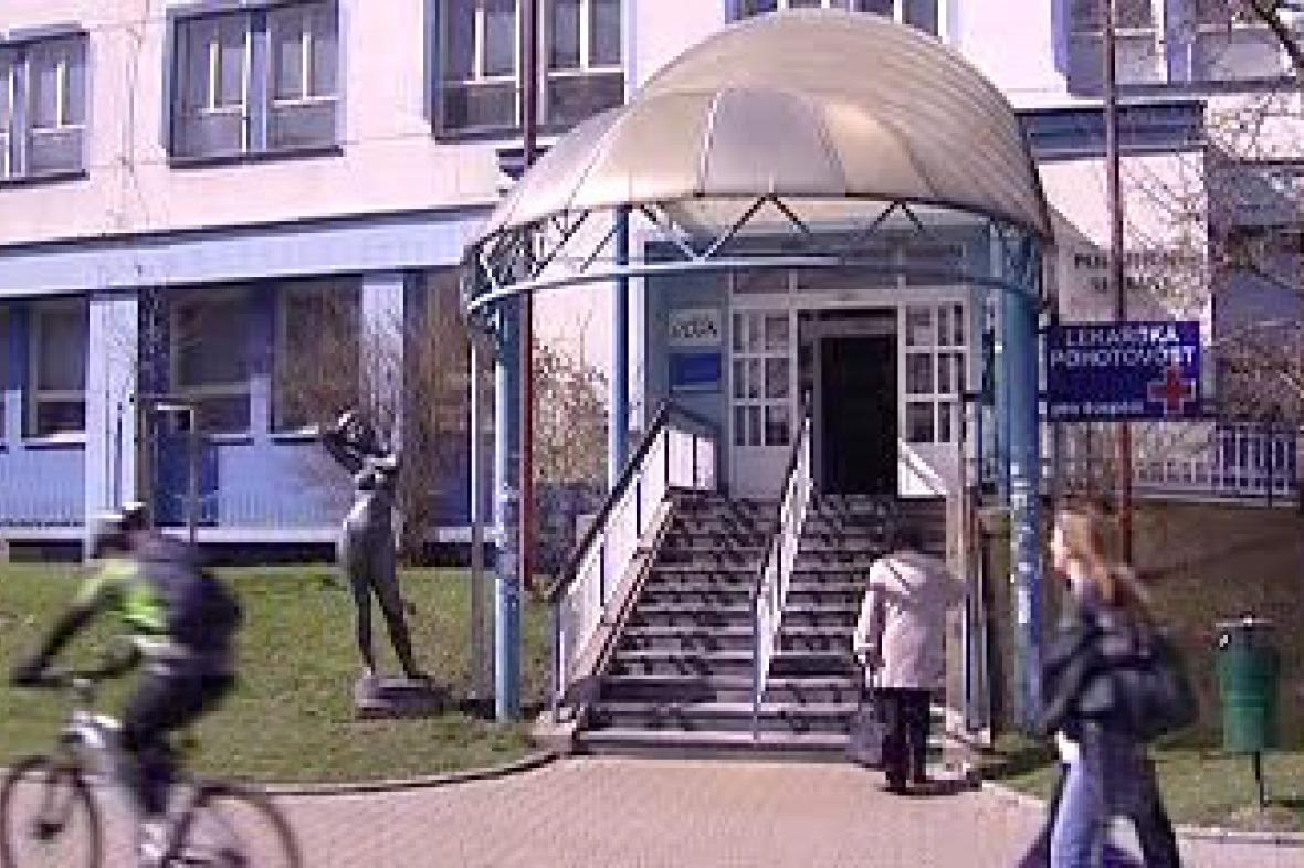 Poliklinika na Slovanech