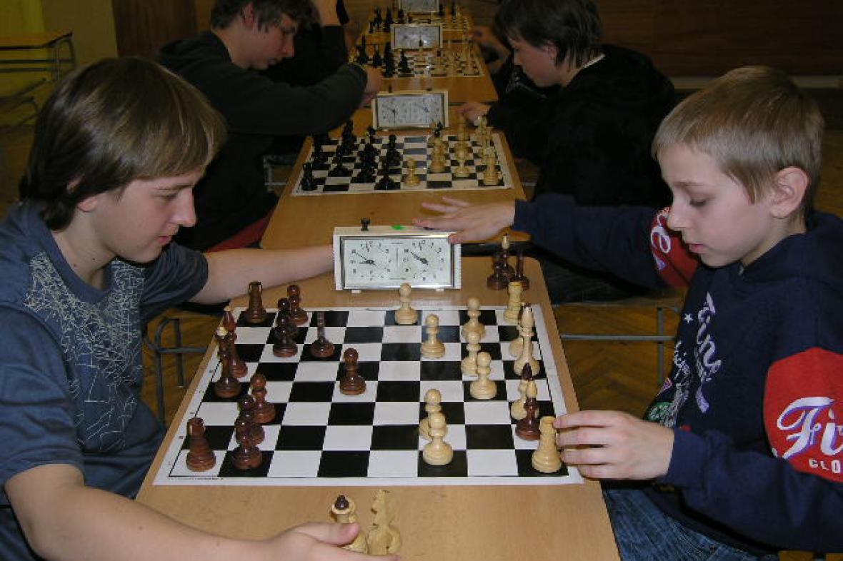 Velikonoční turnaj v šachu