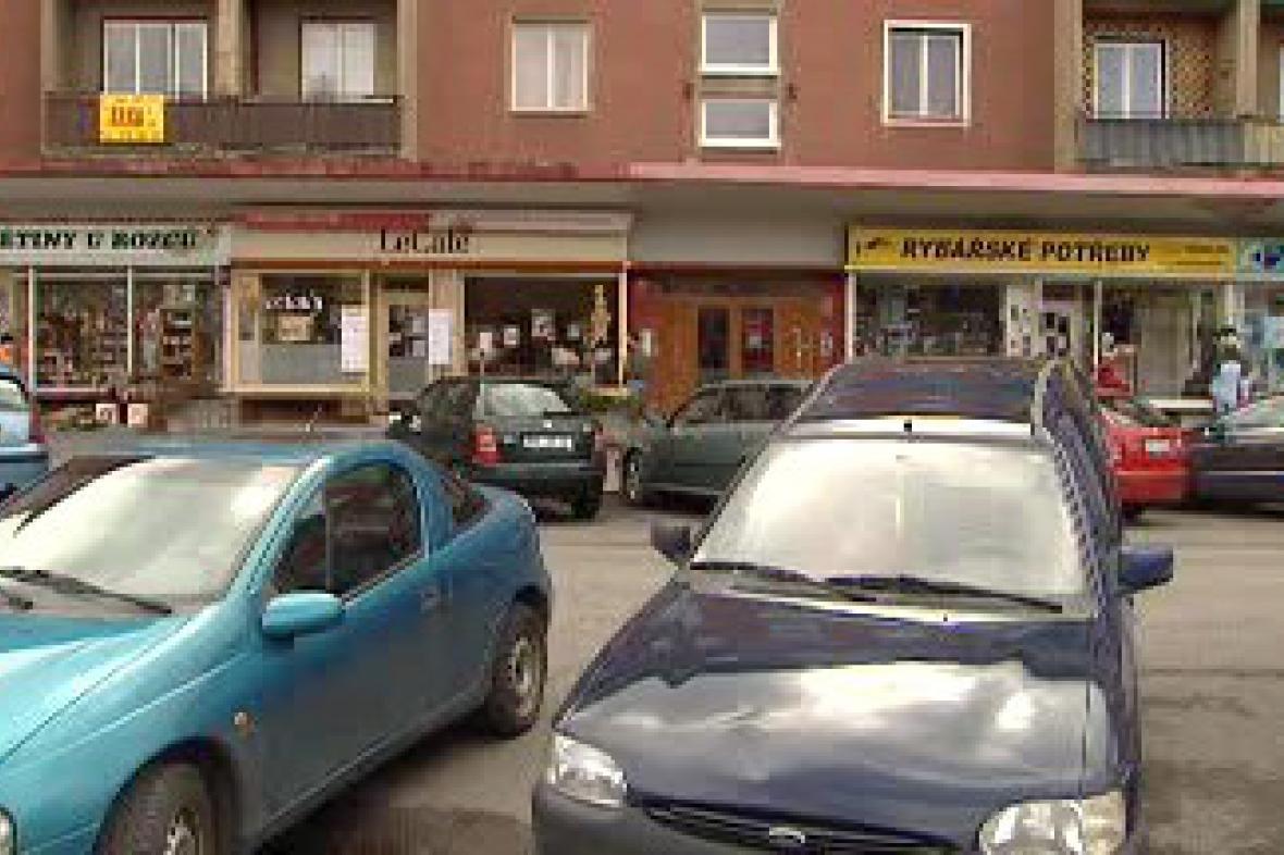 Obchody podnikatelů v Příbrami