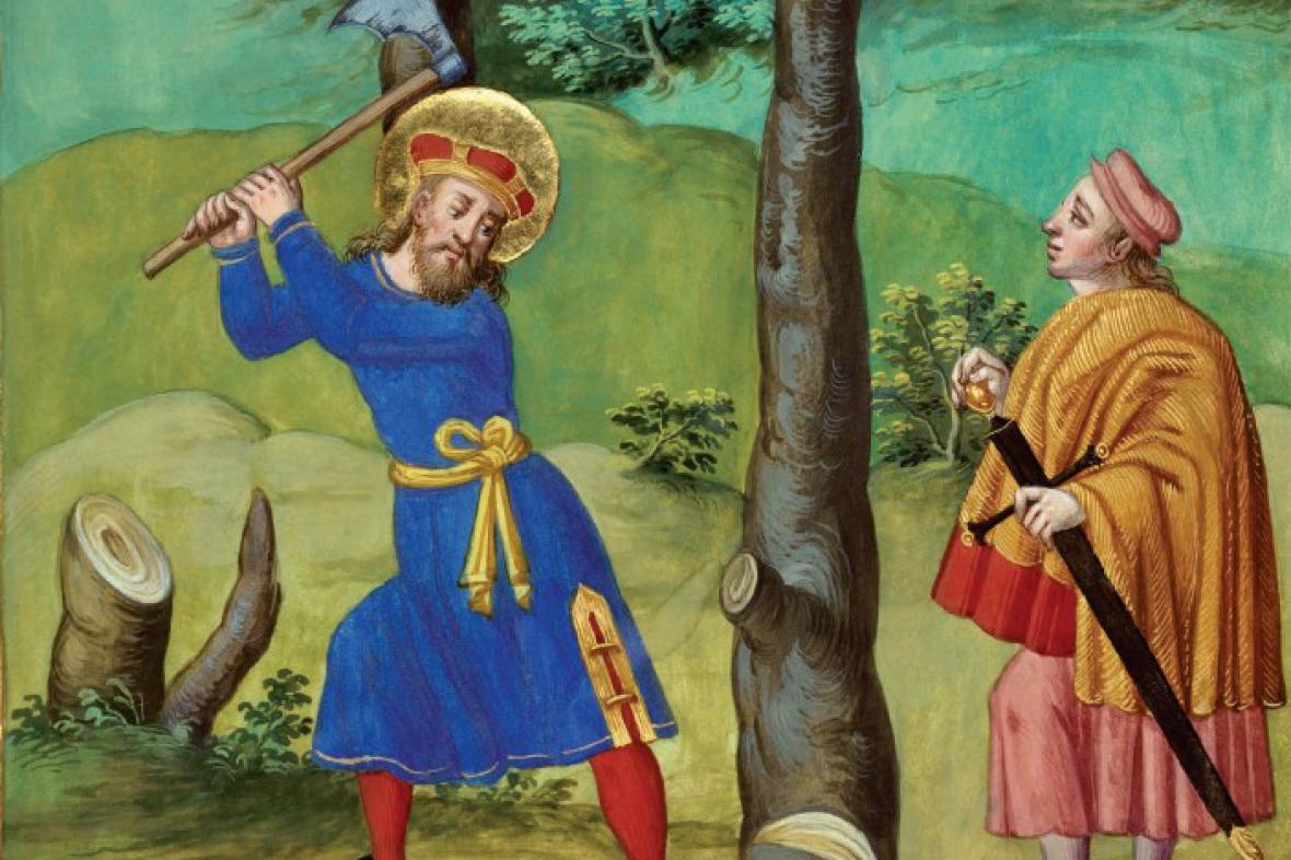 Kníže Václav, světec a panovník