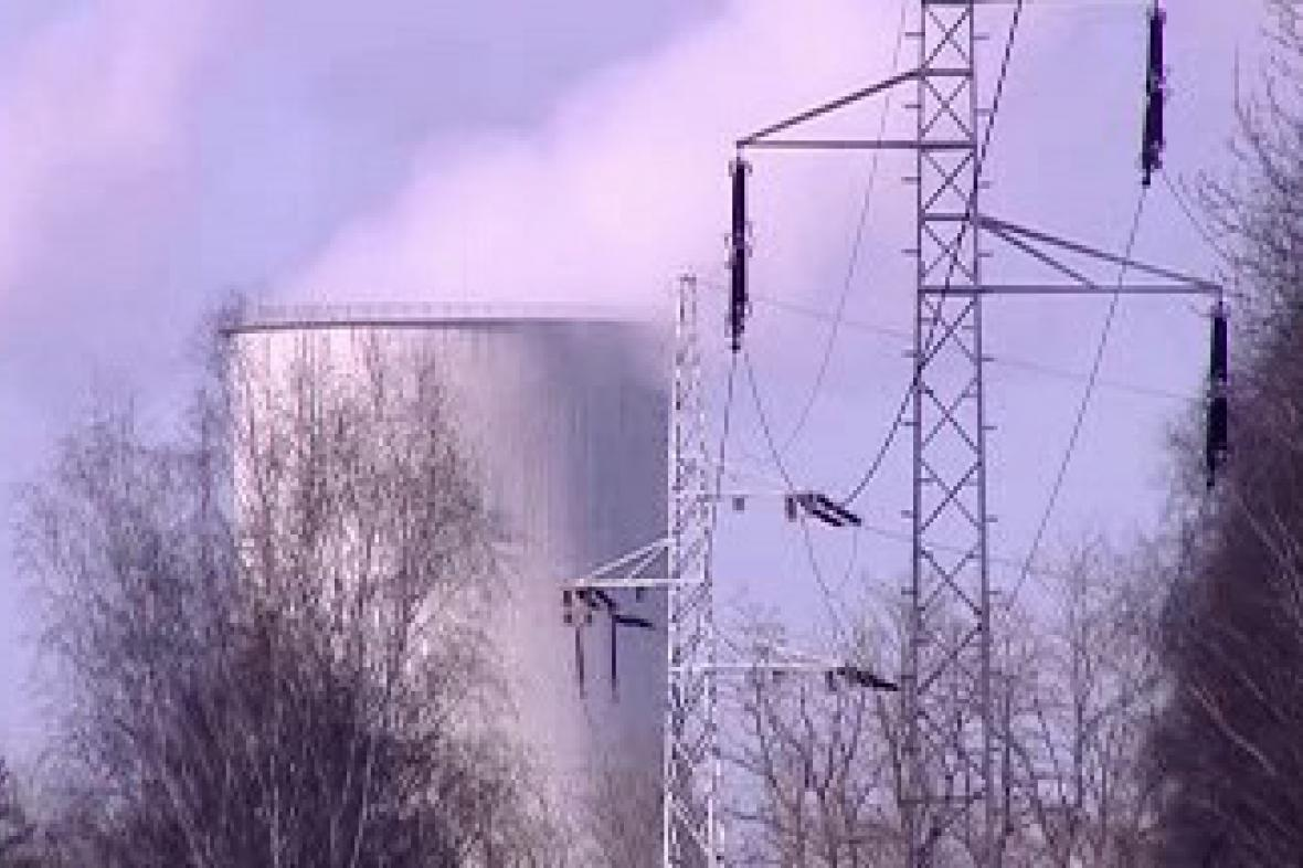 Blok turówské elektrárny