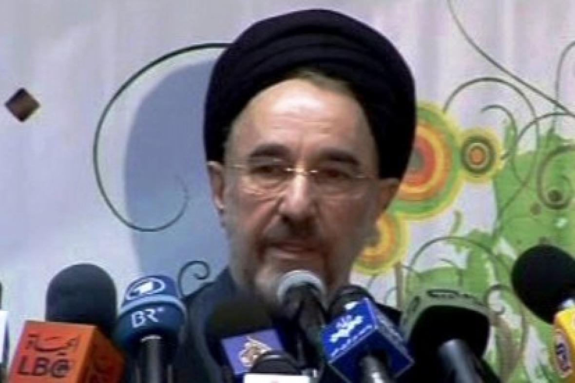 Mohammad Chátamí