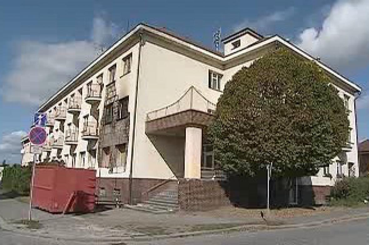 Vltavotýnský domov důchodců