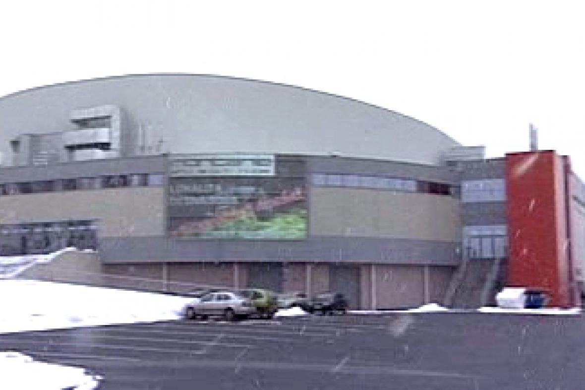 Multifunkční aréna ve Varech