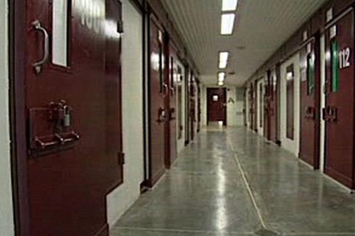 Vězeňské cely