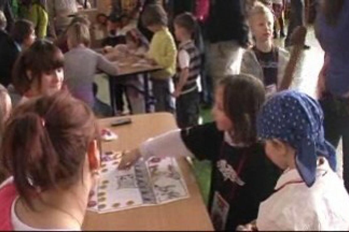 Dětský karneval v Hejnicích