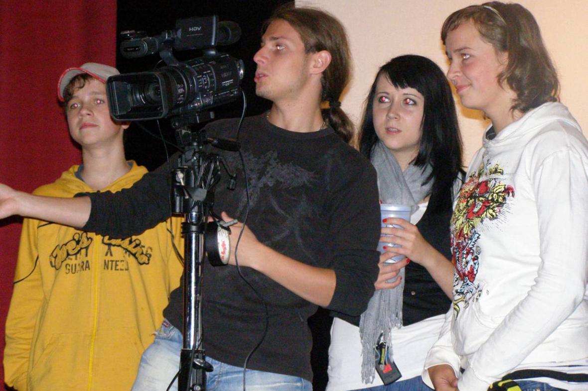 Krkonošský umělecko-mediální festival - foto z 1. ročníku