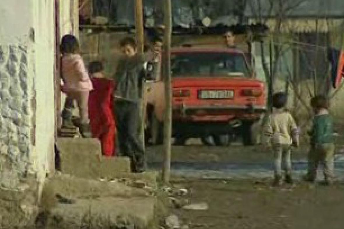 Slovenští Romové