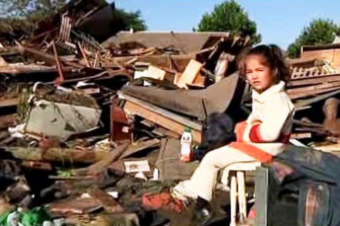 Následky zemětřesení v Chile