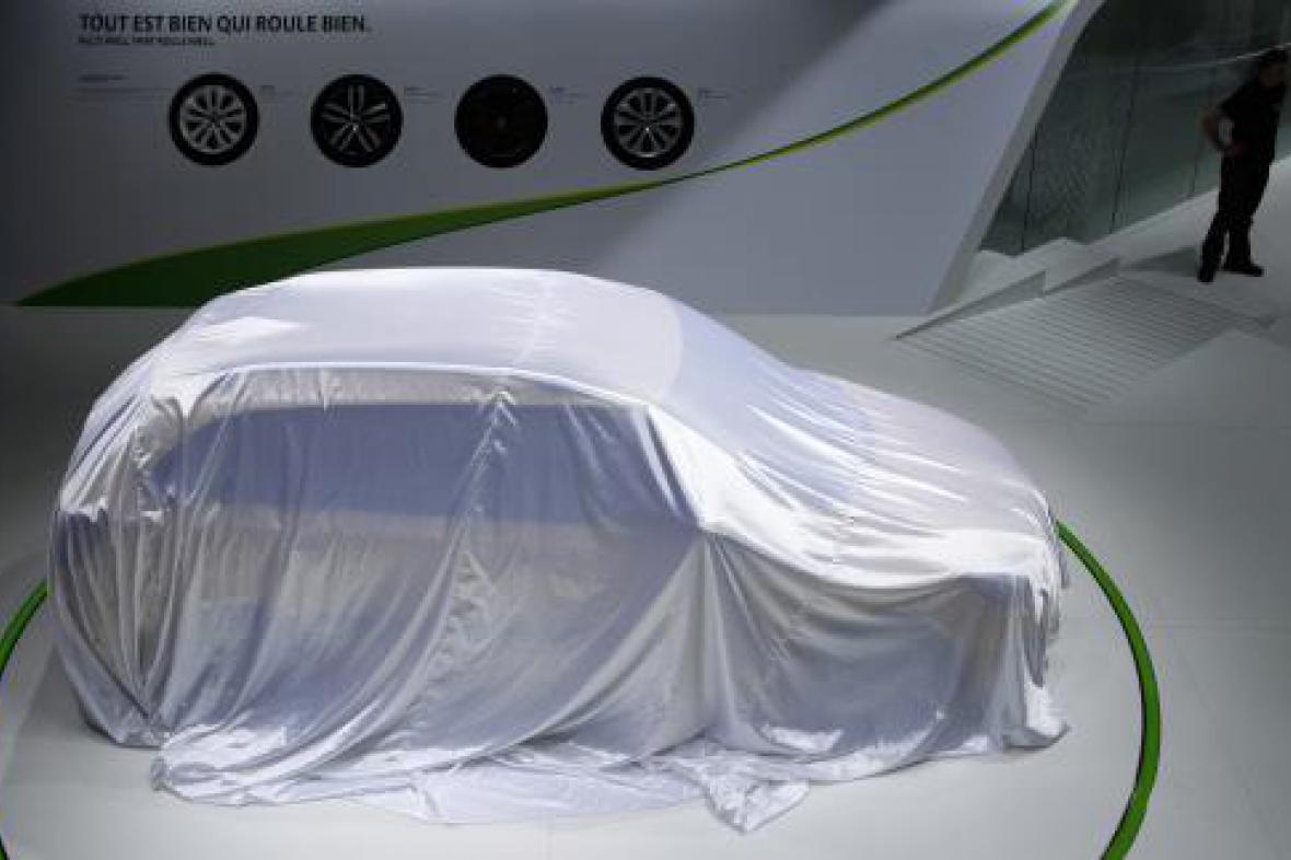 Představení nového modelu Fabia RS