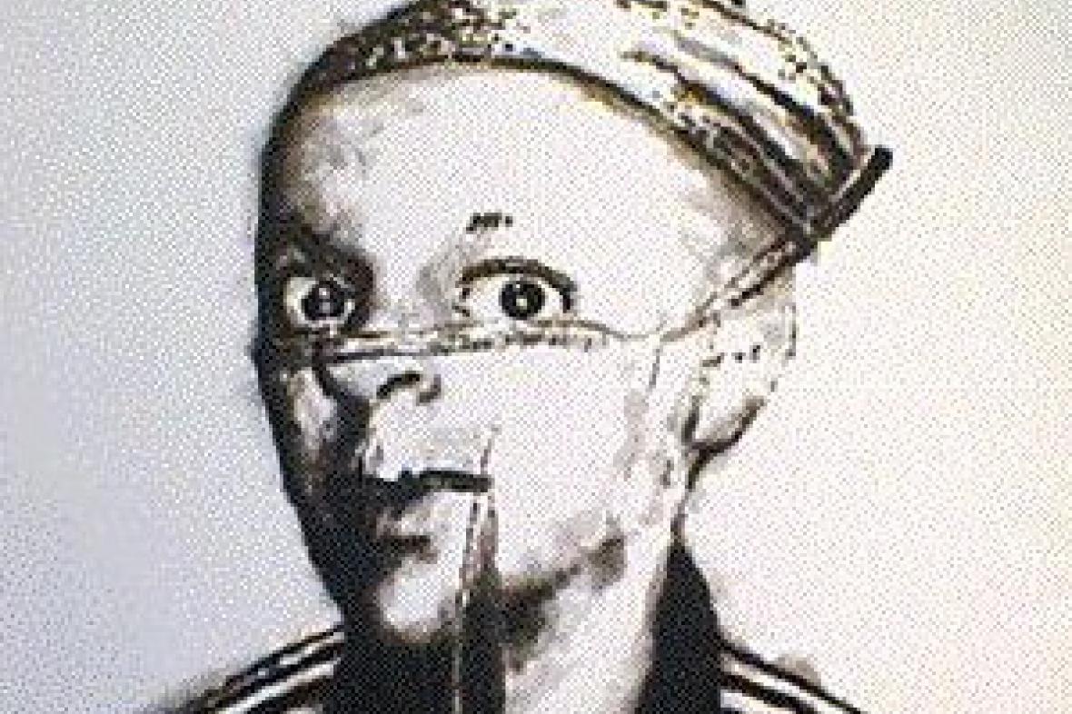 Jiří Georg Dokoupil / Jiří Georg Dokoupil (detail) 1999