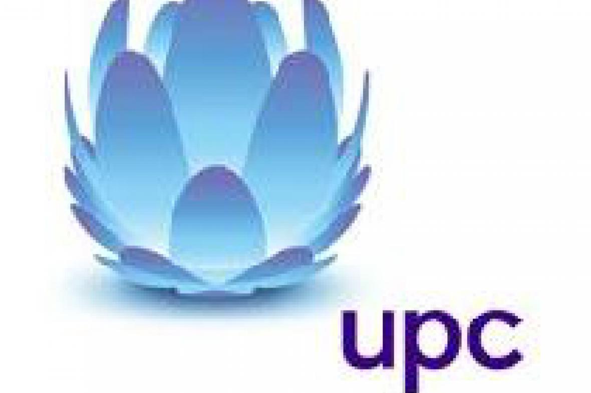 Logo společnosti UPC