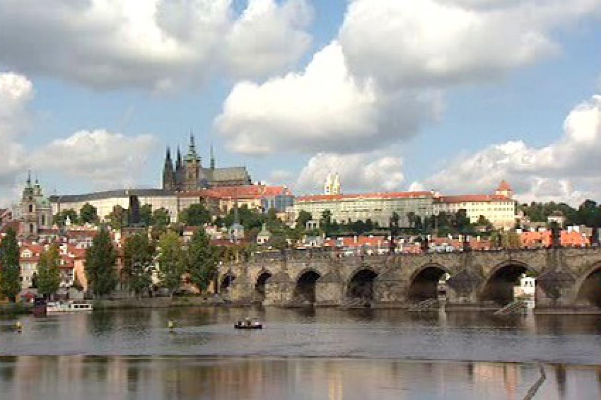 Pražské panorama