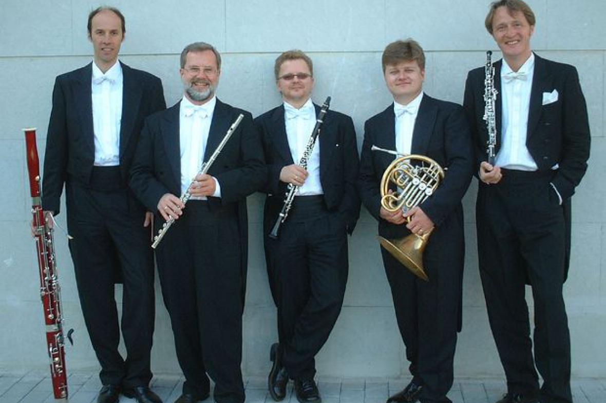 Radek Baborák jako člen Berlínské filharmonie