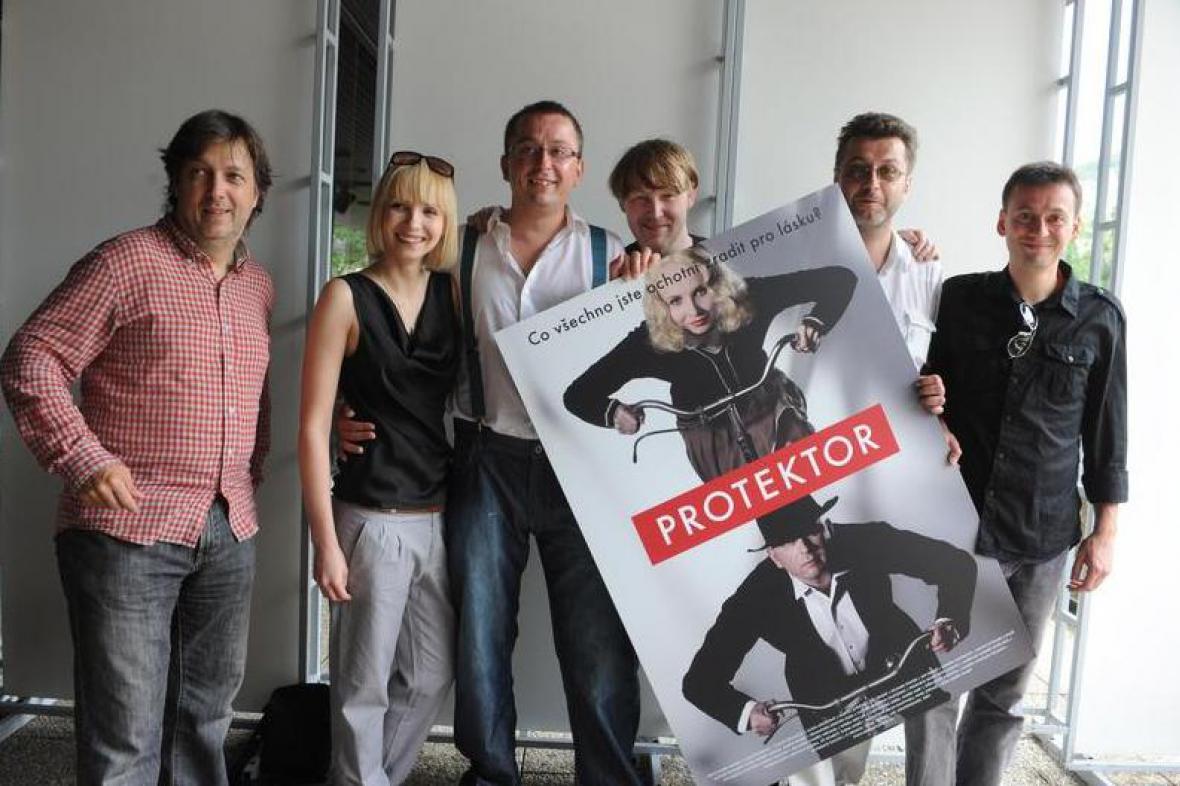 Tvůrci filmu Protektor