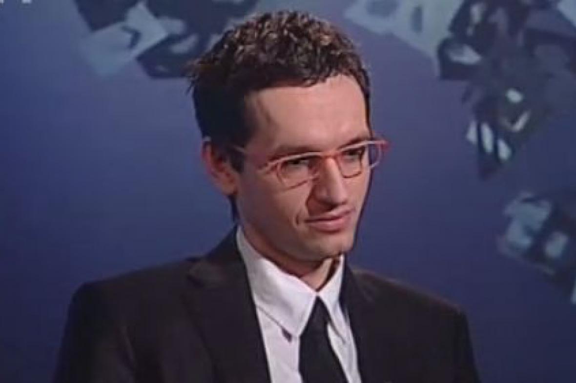 Adam Gebrian