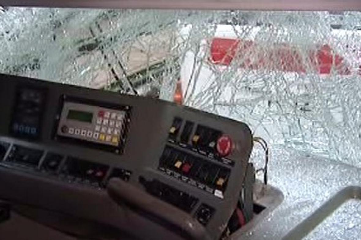 Nehoda tramvaje