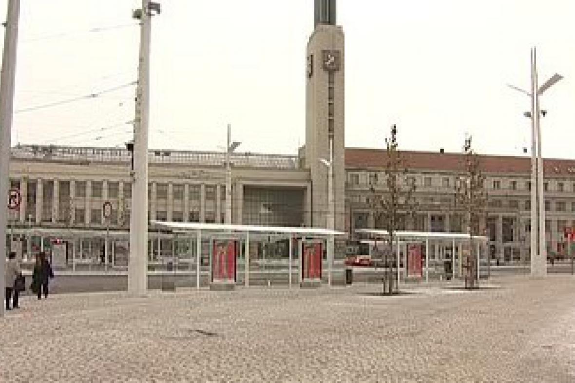 Riegrovo náměstí v Hradci Králové