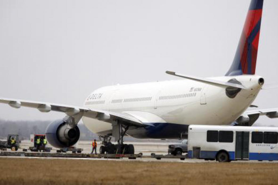 Letadlo společnosti Northwest Airlines