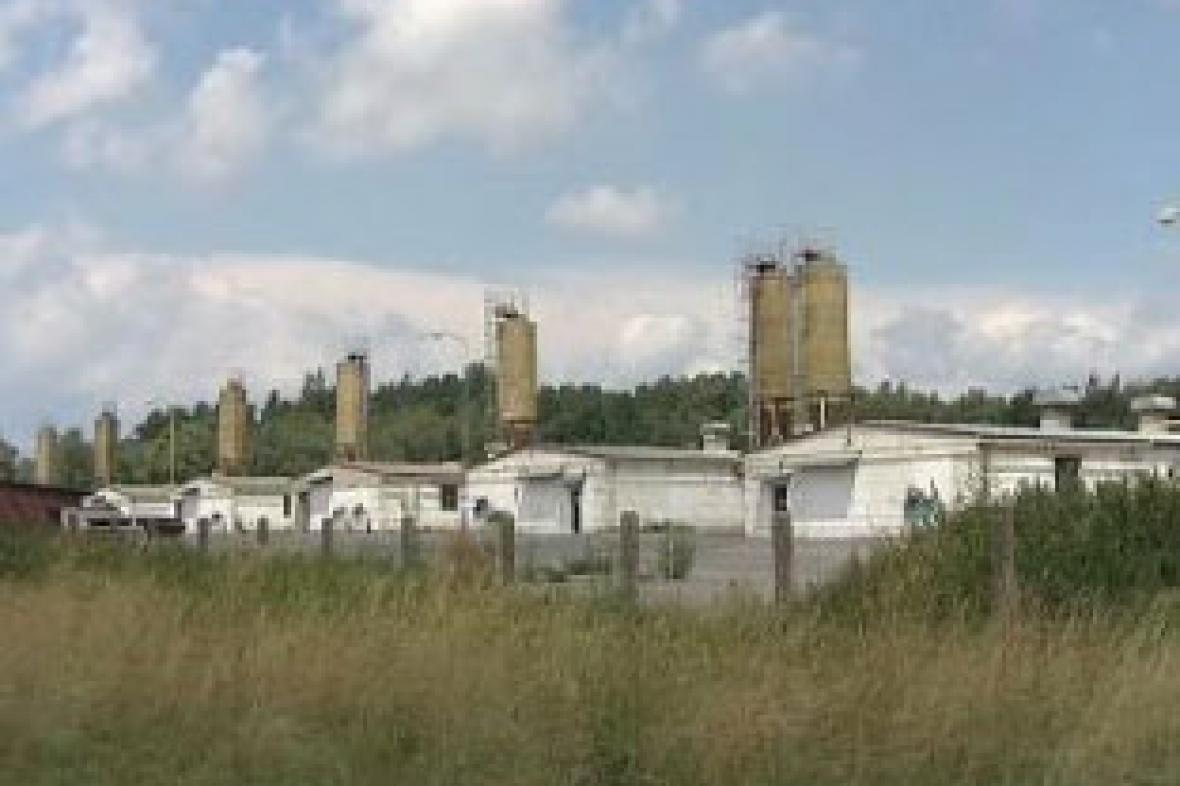 Farma v Kosoříně