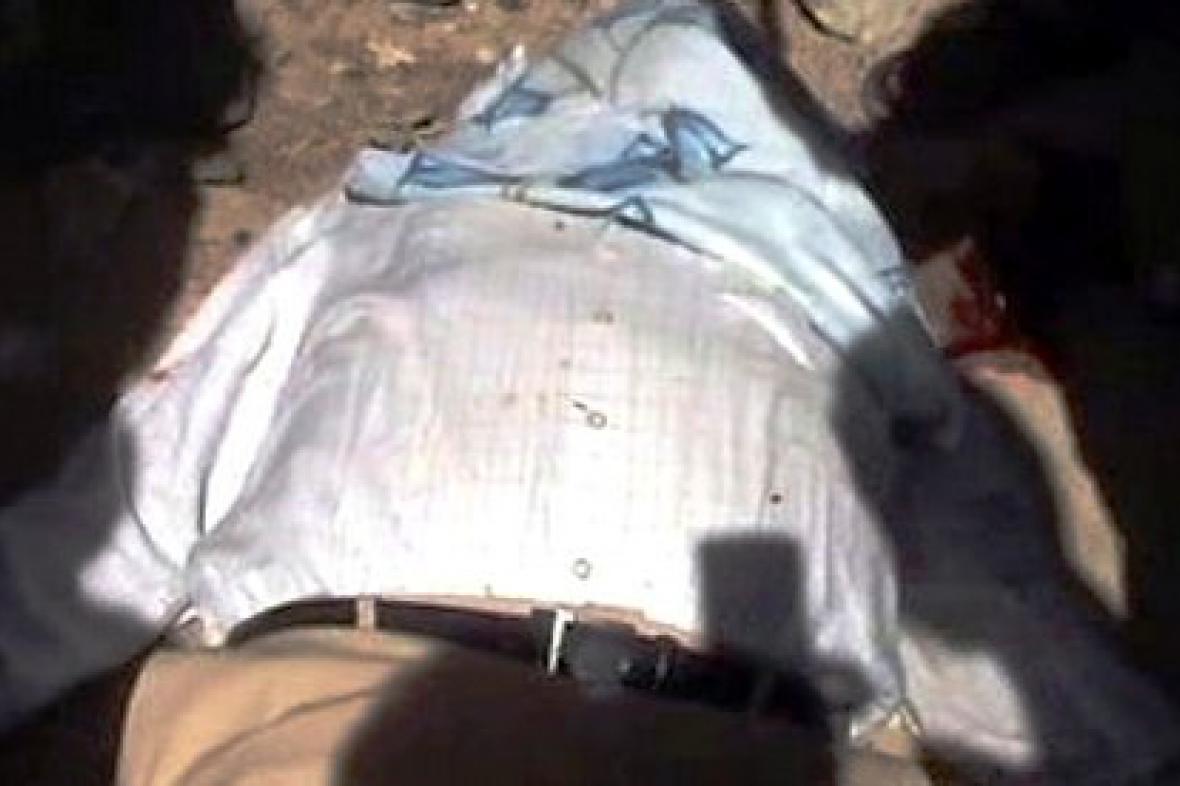 Zavražděný novinář