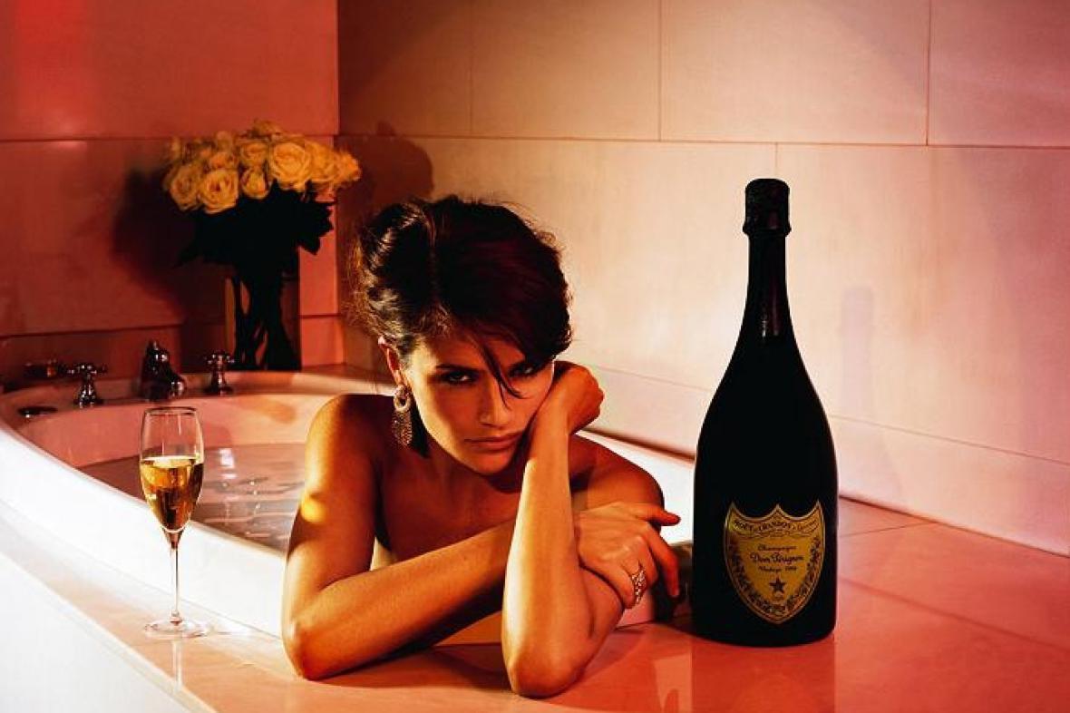 Šampaňské Dom Pérignon