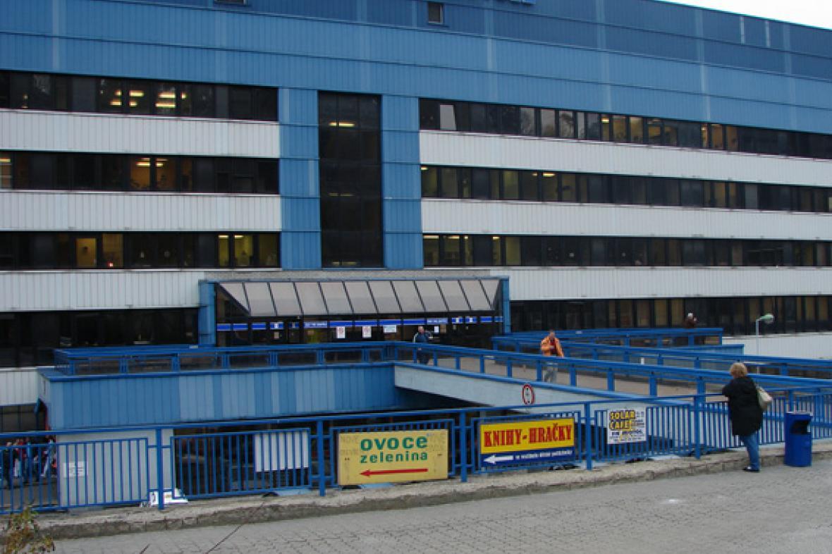 Nemocnice Motol