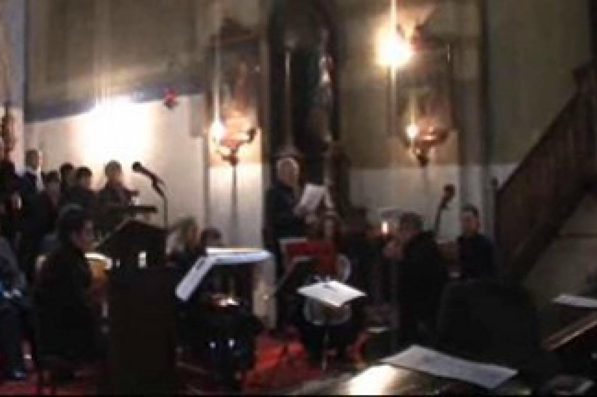 Adventní koncert v Kolíně