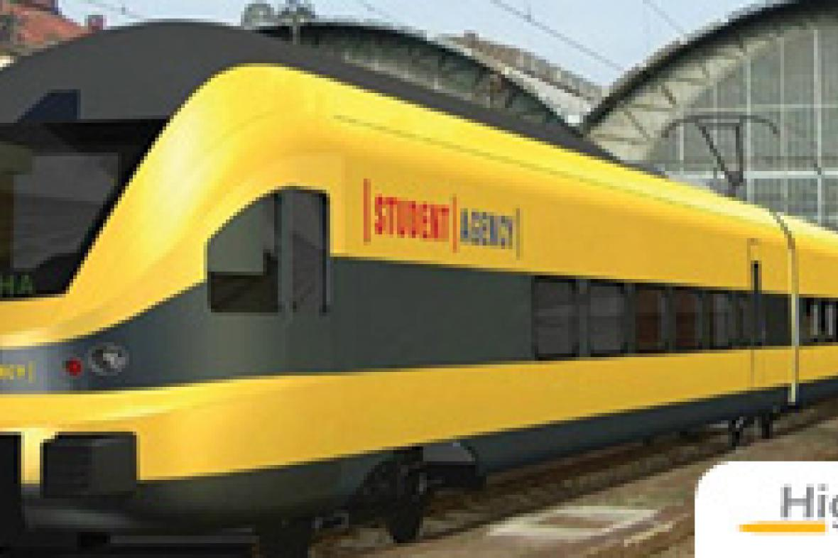 Návrh vlaku