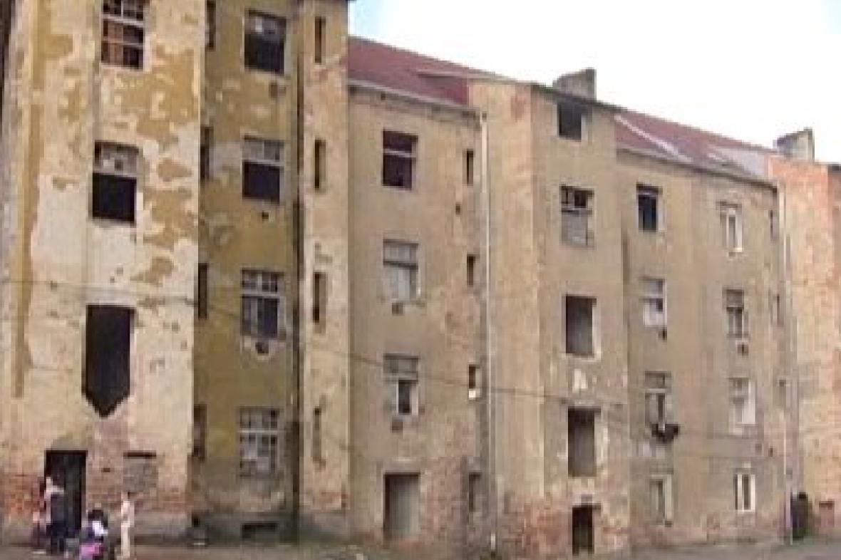 Vybydlené domy