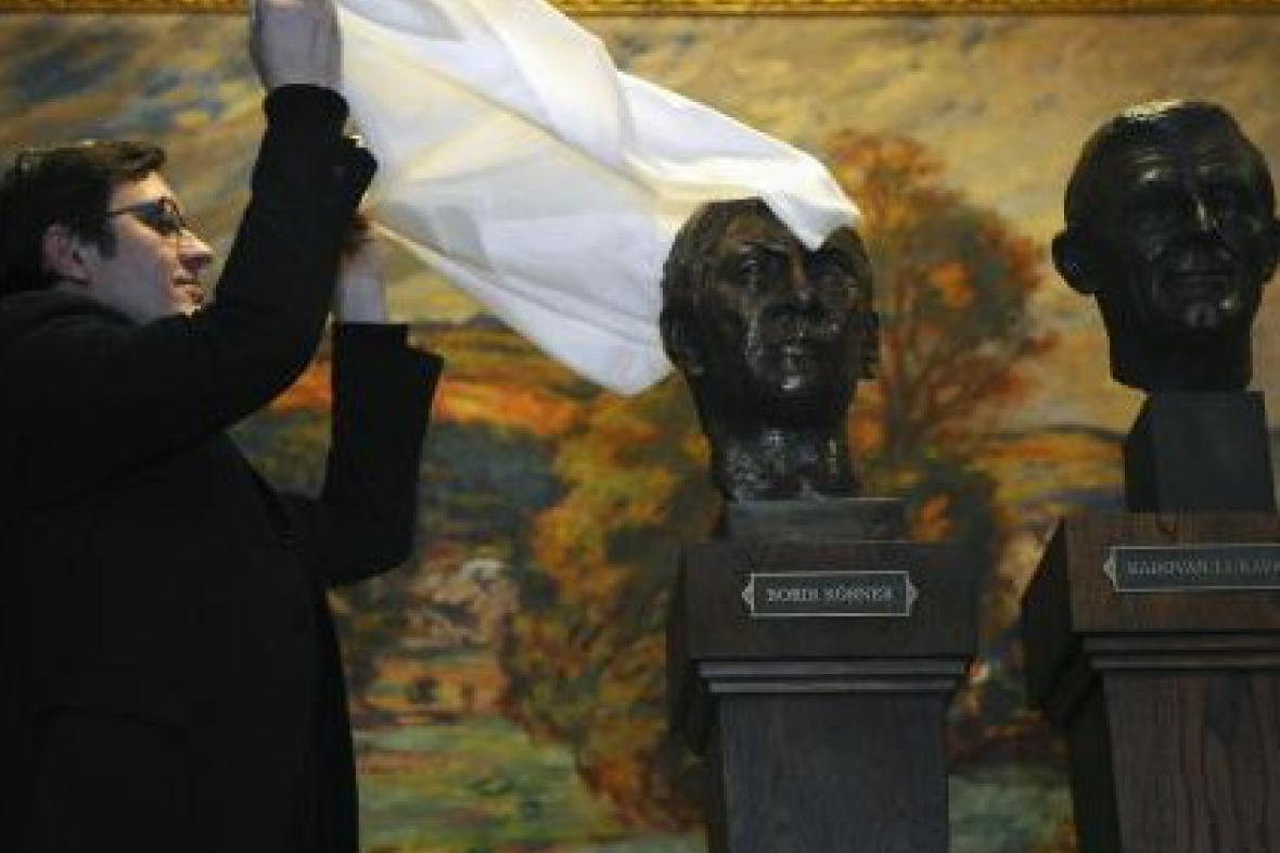 Nové busty v ND