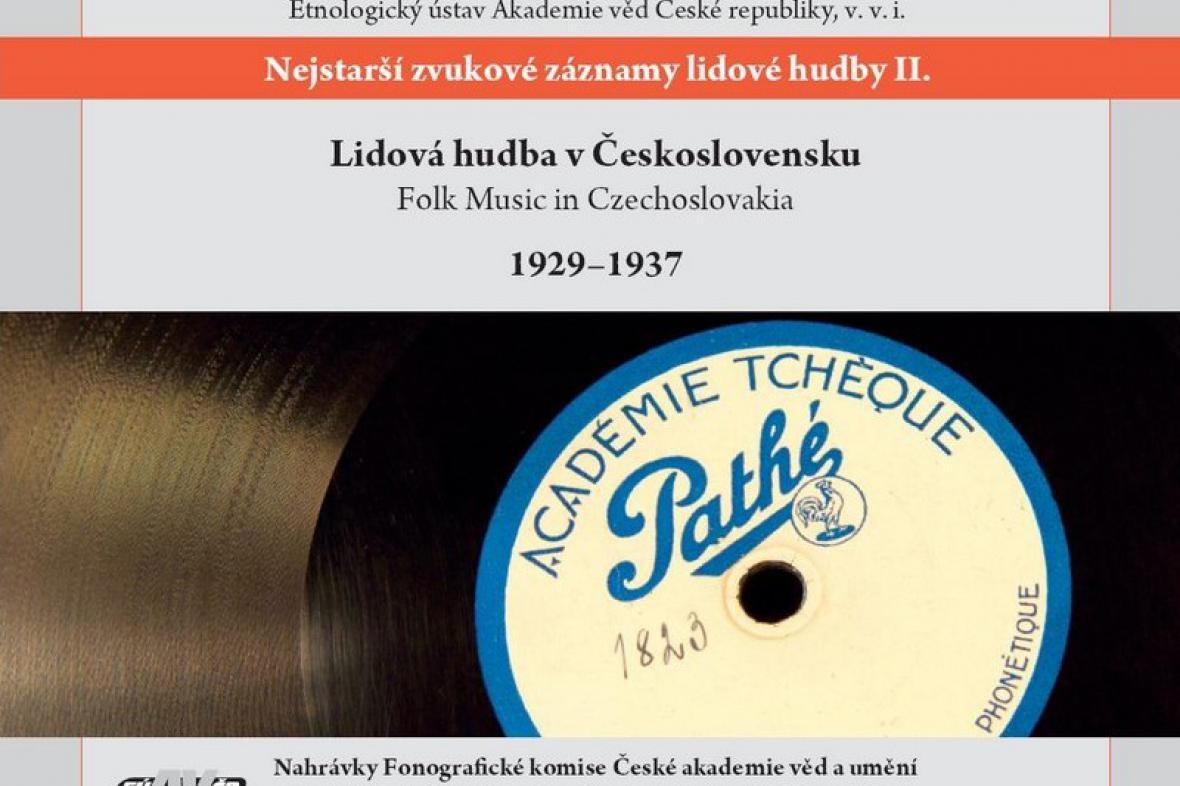 Lidová hudba v Československu