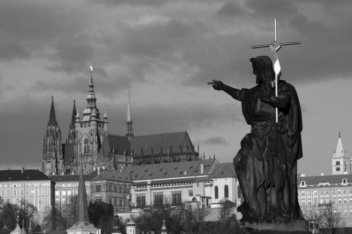 Praha tajuplná